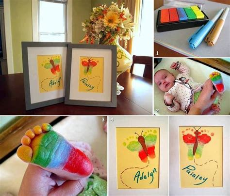 baby crafts gift for any home
