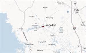 where is dunnellon florida on the map dunnellon weather forecast