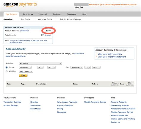 Transfer Amazon Gift Card Balance To Bank Account - a quick primer on manufactured spend using amazon payments efficient asian man