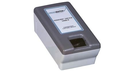 Crossmatch Verifier 300 Lc 2 0 fingerprint scanners and readers supported by touch n go