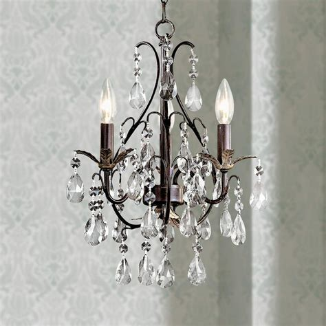 17 best ideas about mini chandelier on small