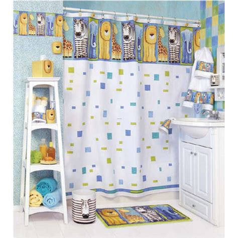 kids bathroom curtain more on kids shower curtains design bookmark 10480
