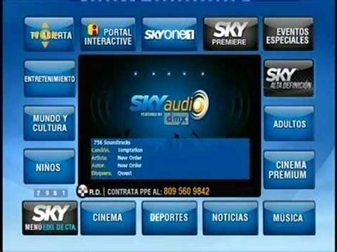 sky costa rica precios de servicios sky adicionales grilla sky latin america 2014 youtube