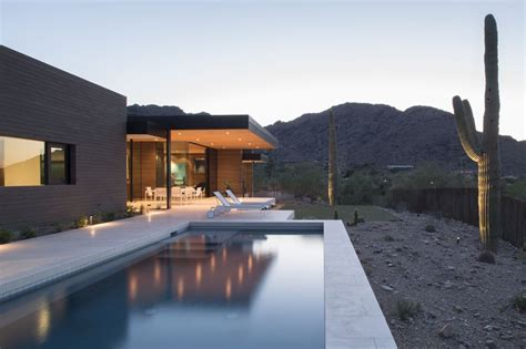 Large Luxury Homes Gallery Of Rammed Earth Modern Kendle Design 16