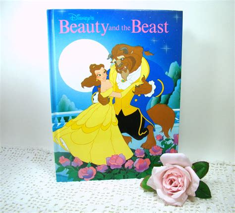 the beast picture book disney s and the beast book large hardcover disney