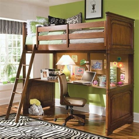 bunk bed with desk for 15 best ideas of bunk bed with desk underneath