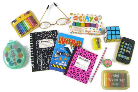 doll supplies new school supplies set works for 18 quot american dolls