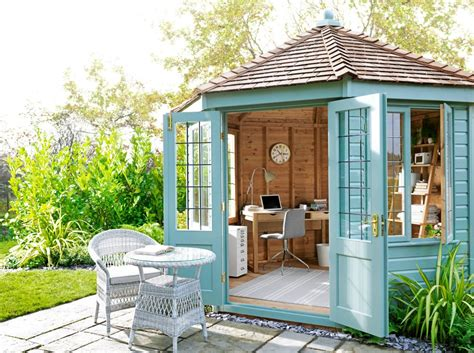 shed decor top tips for creating the perfect she shed love chic living
