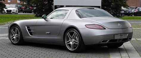 how cars work for dummies 2011 mercedes benz sprinter 3500 seat position file mercedes benz sls amg c 197 heckansicht 1 10