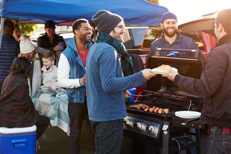 tailgating tips for fall football the wall team 817