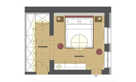 Schlafzimmer Mit Ankleide Grundriss by Ankleide Mit Nat 252 Rlichem Mottenschutz Innenarchitekt In