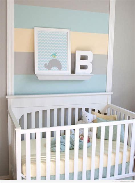 ideas para decorar una habitaci 243 n de beb 233 y de ni 241 o con poco dinero tu casa bonita trucos e