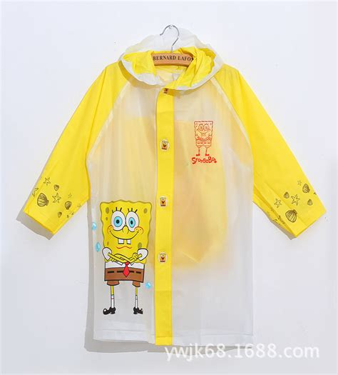 260517 a monkey s raincoat egc cartoon raincoat childrens cartoon poncho children
