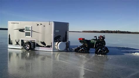firebrand fish house firebrand fish house review ice fishing forum in depth outdoors