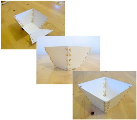 How To Make A Tray Out Of Paper - things to make and do laced trinket trays