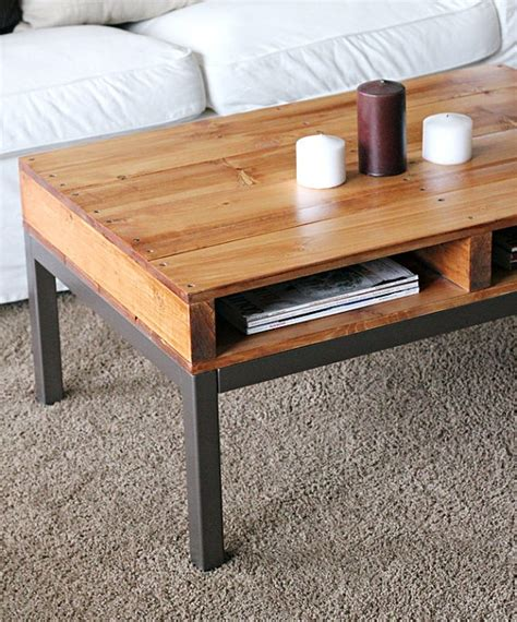 top nine awesome rustic industrial coffee table coffe