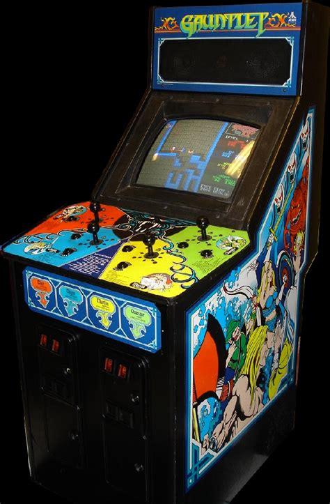 Multi Arcade Cabinet by Gauntlet Rev 1 Rom