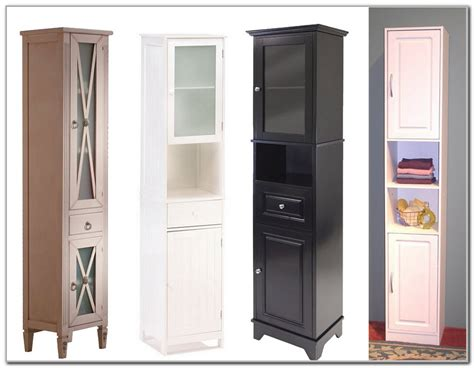 narrow linen cabinet narrow linen cabinet cabinet home decorating