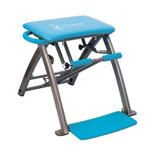 pilates workout bench life s a beach blue pilates pro exercise workout fitness chair bench open box