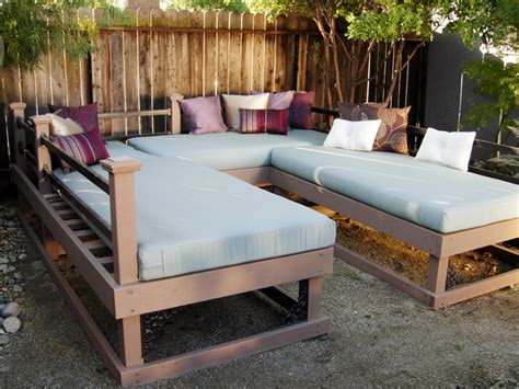 diy daybed plans pergolas and other outdoor structures outdoor structures