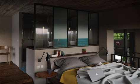 loft bedroom designs five unique lofts that use space creatively