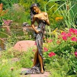 bronzefiguren garten pl 246 tzschke kaufen holz haus de garten shop