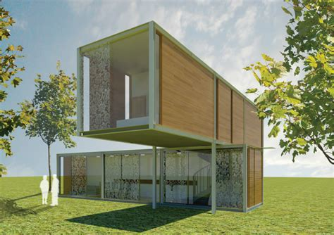 ihabit modular system housing concept e architect