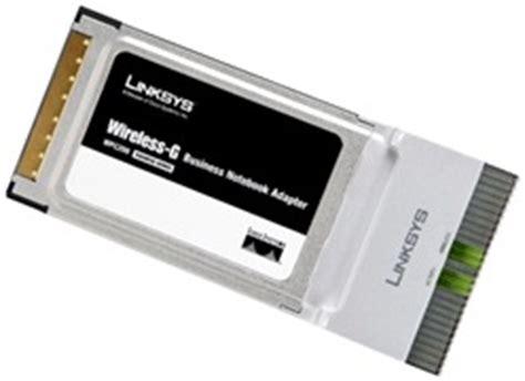 Linksys 802 11b G Cardbus Wireless Laptop Adapter Limited linksys wpc200 wireless g business notebook adapter