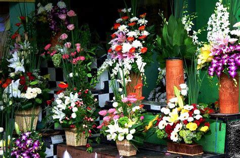 1 Set Isi 2 Bunga Plastik Hias Artificial Pot Pagar Kecil Mawar 8 jual bunga artificial harga murah bandung oleh toko nur