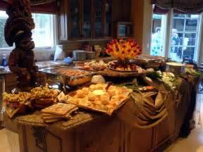 Luau Buffet Table Hawaiian Luau Of Oc Services