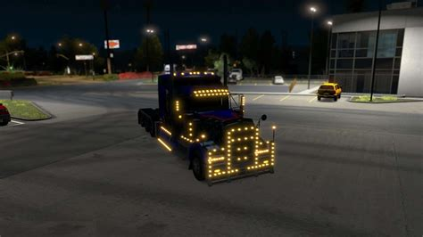 kenworth  tri drive  buted  upd