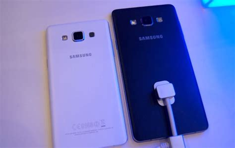 Samsung A7 Vs A5 samsung galaxy a7 officially announced the thinnest samsung phone load the