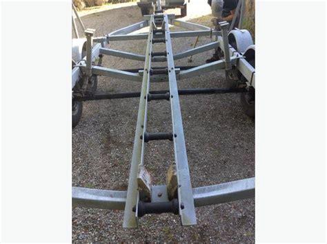 boat trailer length full length boat trailer keel roller assembly 16 5 long