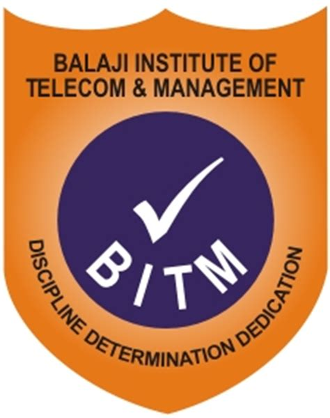 Mba Telecommunication Systems Management by Balaji Institute Of Telecom And Management Bitm Pune