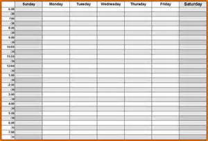 printable weekly calendar template printable weekly calendar with hours weekly calendar 03