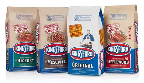 kingsford charcoal briquettes in an easy
