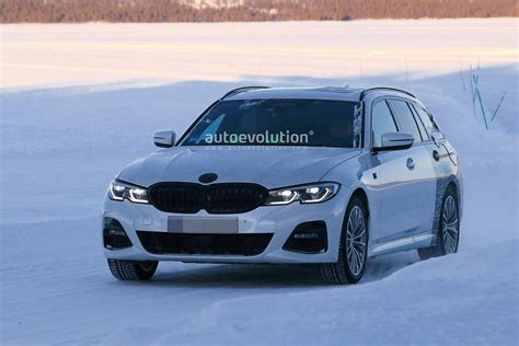 Bmw 3 Kombi 2020 by 2020 Bmw 3 Series Touring Spied Winter Testing With M