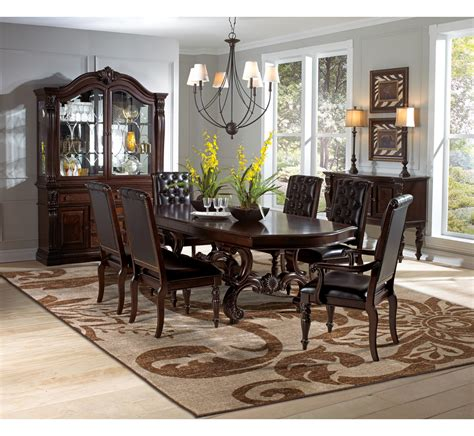 fairmont dining room sets fairmont pc formal dining s on more dining rooms