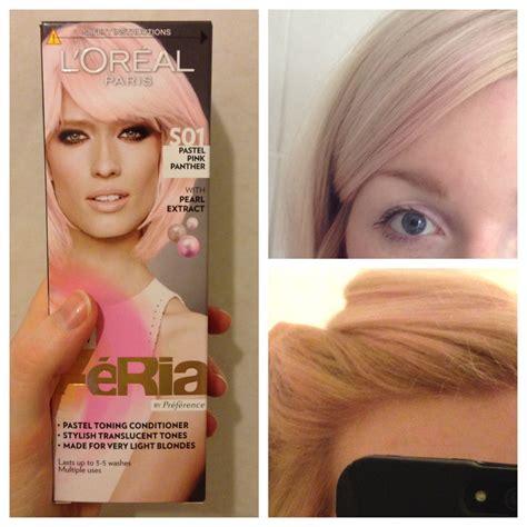 Toner Loreal special effects sfx hair color hair dye toner mixer