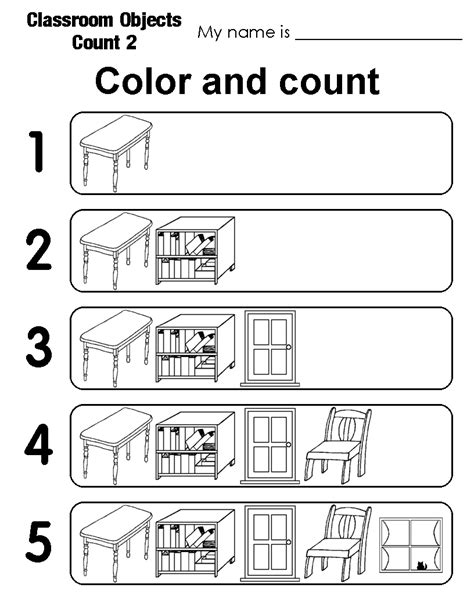 coloring pages for kids classroom objects how to draw classroom objects coloring page