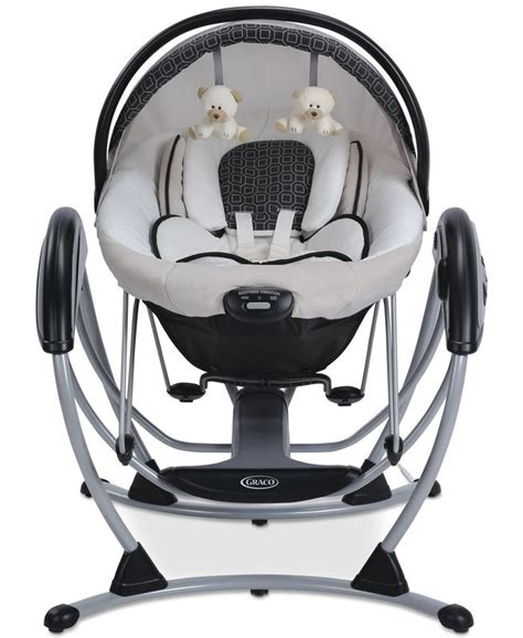 graco glider swing and bouncer 25 best baby swings and bouncers ideas on pinterest