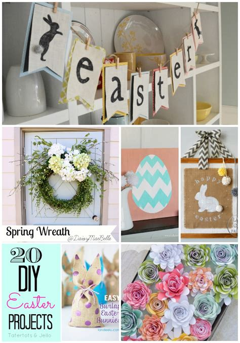 diy spring projects great ideas 20 diy easter projects