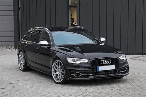 Audi A6 4g C7 by H R Elektronische Tieferlegung Ets Audi A6 4g C7 Avant 30