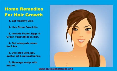 easy home remedies to grow your hair fast hair
