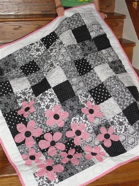 cute quilt pattern cute baby girl quilt quilt ideas pinterest