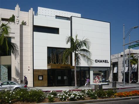 siege social casa file chanel boutique on rodeo drive jpg wikimedia commons