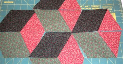 1000 ideas about tumbling blocks on quilts