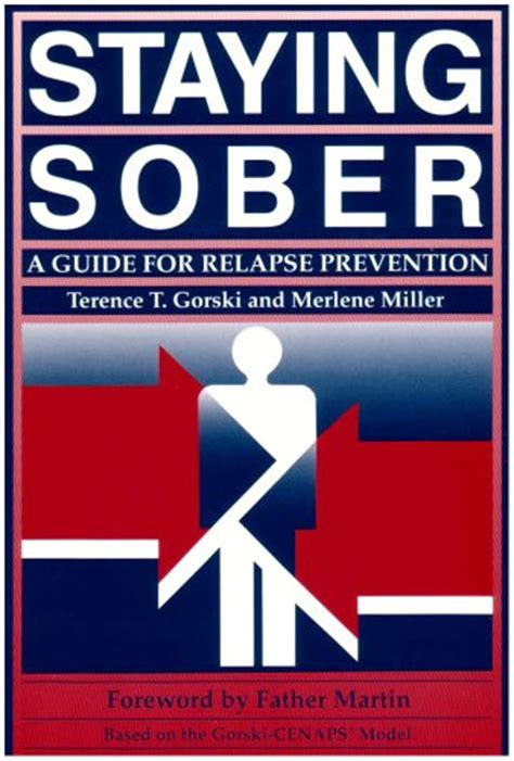 Pdf Staying Sober Guide Relapse Prevention read staying sober a guide for relapse