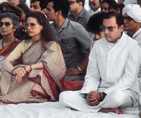 biography of rajiv gandhi in hindi pdf sonia gandhi turns 65 photo gallery