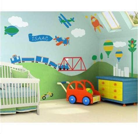 transportation nursery decor decora 231 227 o e projetos decora 199 195 o de paredes adesivos